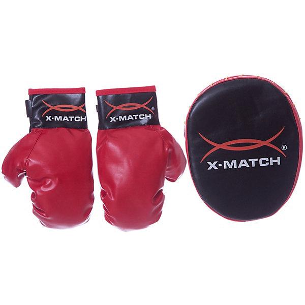 X-Match Набор для бокса X-match, 3 предмета