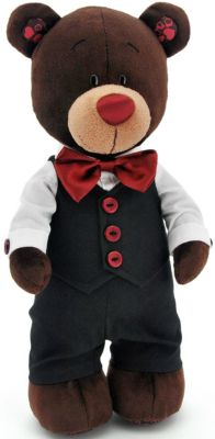 Мягкая игрушка Orange  Choco&Milk  Медвежонок Choco жених, 30 см, артикул:8316899 - Мягкие игрушки