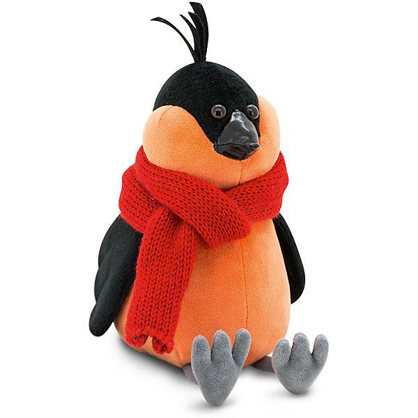 Orange Мягкая игрушка Orange Life Снегирь: Красный шарф, 20 см