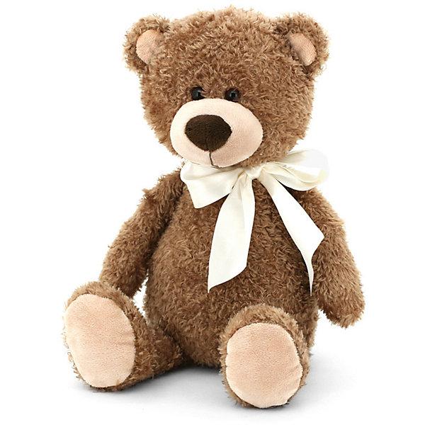 Мягкая игрушка Orange Toys Медвежонок Тёпа, 20 смМягкие игрушки животные<br>Характеристики:<br><br>• возраст: от 3 лет;<br>• материал:  плюш, наполнитель, текстиль, пластик;<br>• цвет: коричневый;<br>• высота игрушки: 20 см;<br>• размер: 13х9х30 см;<br>• вес: 120 гр;<br>• страна бренда: Россия;<br>• бренд: Orange Toys.<br> <br>Игрушка Медвежонок Тёпа подарит необычайную радость тем, кто с ним играет.  Это кудрявый мишка, украшенный атласным бантом прекрасно подойдет в подарок любимой девушке.<br><br>Игрушку  Медвежонок Тёпа можно купить в нашем интернет-магазине.<br>Ширина мм: 130; Глубина мм: 90; Высота мм: 300; Вес г: 120; Цвет: коричневый; Возраст от месяцев: 36; Возраст до месяцев: 168; Пол: Унисекс; Возраст: Детский; SKU: 8316997;