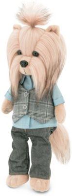 Мягкая игрушка Orange  Lucky Doggy  Собака Andy: Хипстер, 25 см, артикул:8317035 - Мягкие игрушки