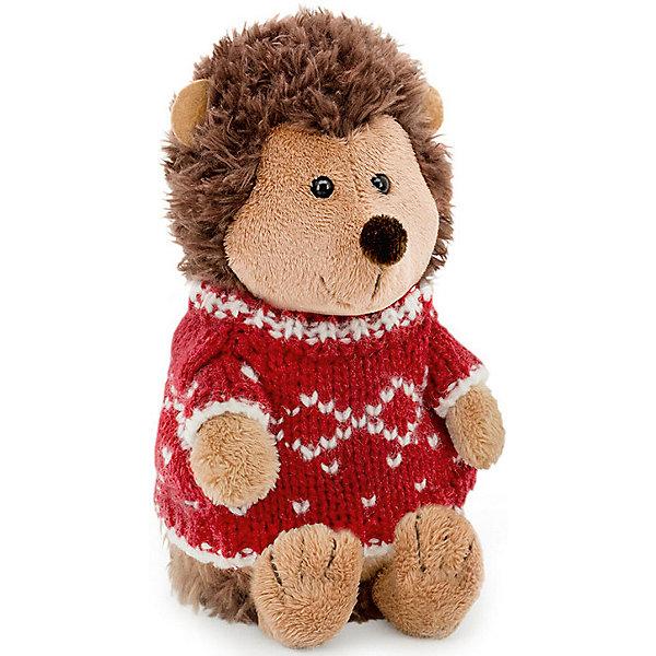 Мягкая игрушка Orange Life Ёжик Колюнчик в свитере, 20 смДикие животные и птицы<br>Характеристики:<br><br>• возраст: от 3 лет;<br>• материал: мех, ткань;<br>• цвет: коричневый;<br>• высота игрушки: 20 см;<br>• размер: 23,5х12,5х12,5 см;<br>• вес: 250 гр;<br>• страна бренда: Россия;<br>• бренд: Orange Toys.<br> <br>Игрушка Ёжик Колюнчик в свитере порадует любого ребенка от 3 лет. Вечерами, когда все друзья в сборе, Колюнчик надевает свой колпачок, зажигает маленький фонарик и рассказывает истории из прочитанных книжек. Друзья всегда с нетерпением ждут этого времени, потому что из историй всегда можно узнать что-то полезное и интересное. Колюнчик очень хороший рассказчик и всегда терпеливо объясняет друзьям то, что им не очень понятно. <br><br>Мягкие игрушки Orange Toys изготавливаются на основе трёх важнейших принципов – безупречное качество, доступная стоимость и неповторимый дизайн. Orange Toys – это мягкие игрушки, созданные для того, чтобы люди улыбались. С милыми плюшевыми созданиями Orange Toys приятно играть и весело дружить.<br><br>Игрушку Ёжик Колюнчик в свитере можно купить в нашем интернет-магазине.<br>Ширина мм: 235; Глубина мм: 125; Высота мм: 125; Вес г: 250; Цвет: коричневый; Возраст от месяцев: 36; Возраст до месяцев: 168; Пол: Унисекс; Возраст: Детский; SKU: 8317059;