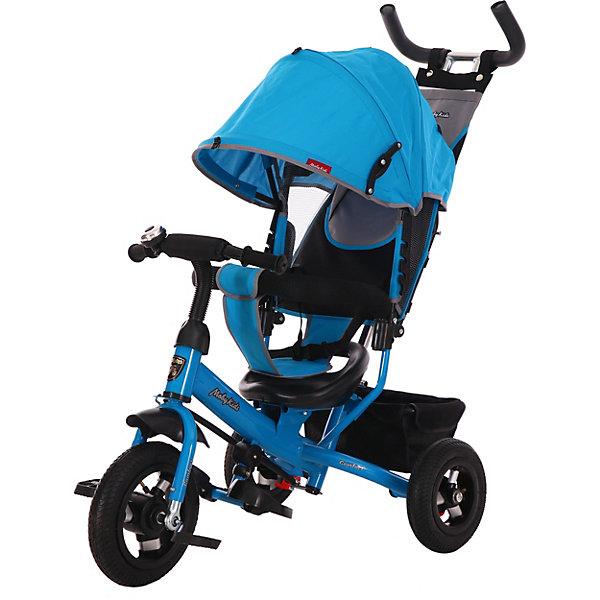 Moby Kids Трёхколёсный велосипед Comfort Air 10x8,