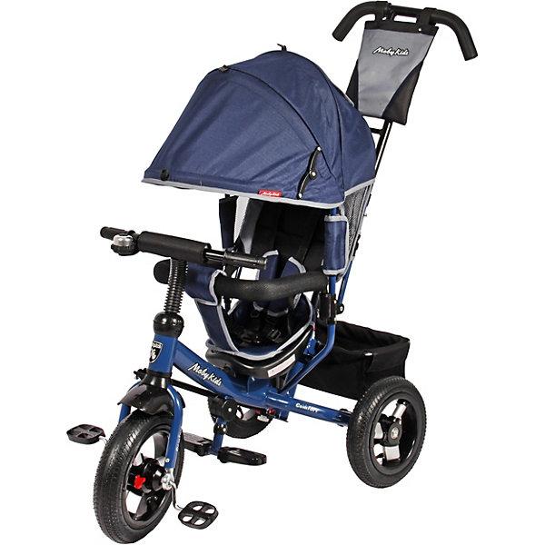 Moby Kids Трёхколёсный велосипед Moby Kids Comfort Air 12x10,