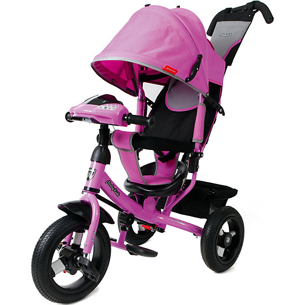 Трехколесный велосипед Moby Kids Comfort AIR Car1, 12x10