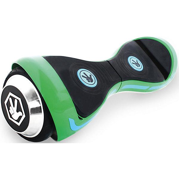 Гироскутер Hoverbot Фиксиборд ВертаГироскутеры<br>Характеристики:<br><br>• возраст: от 6 лет;<br>• материал: ABS пластик;<br>• в наборе: гироскутер, зарядное устройство, шлем, налокотники, наколенники, перчатки;<br>• диаметр колес: 4,5 дюйма;<br>• максимальная скорость: 10 км/ч;<br>• максимальная дистанция: 10 км;<br>• максимальная нагрузка: 60 кг.;<br>• мощность мотора: 2х180 W;<br>• аккумулятор: Lithium 2.2 Ah;<br>• время зарядки: 2 часа;<br>• функции: Bluetooth, музыка;<br>• вес упаковки: 8,56 кг.;<br>• размер упаковки: 62х32х25 см;<br>• страна бренда: Россия.<br><br>Гироскутер Hoverbot «Фиксиборд» выполнен по мотивам мультсериала «Фиксики». Яркий гироскутер поставляется с комплектом защиты для безопасного катания. Научиться управлять и стоять на гироскутере совсем несложно. <br><br>Устройство имеет отличную проходимость по ровной дороге. Во время прогулки можно слушать музыку через канал передачи данных Bluetooth. Сделано из качественных прочных материалов.<br><br>Гироскутер Hoverbot Фиксиборд Верта можно купить в нашем интернет-магазине.<br>Ширина мм: 610; Глубина мм: 235; Высота мм: 225; Вес г: 5700; Цвет: зеленый; Возраст от месяцев: 72; Возраст до месяцев: 2147483647; Пол: Унисекс; Возраст: Детский; SKU: 8319546;