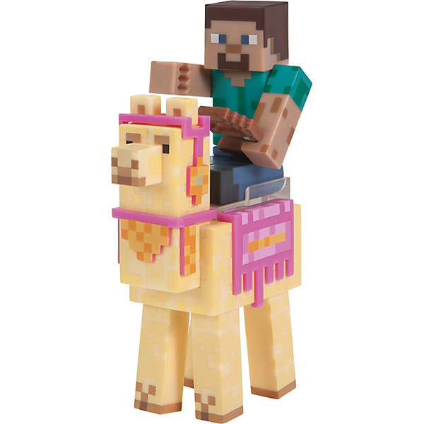 Jazwares Набор фигурок Jazwares Minecraft Steve with Llama, 8 см laptop 11 6 touch led screen assembly for dell inspiron 11 3000 3147 lcd lp116wh6 spa2