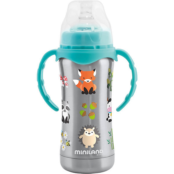 Miniland Термопоильник с соской Thermobaby