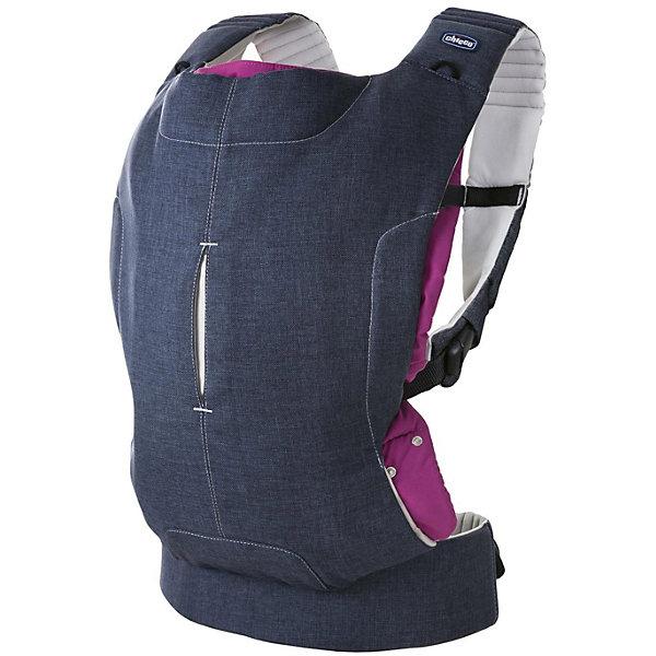 CHICCO Рюкзак-переноска Chicco Myamaki Complete denim cyclamen chicco рюкзак переноска easy fit blue passion