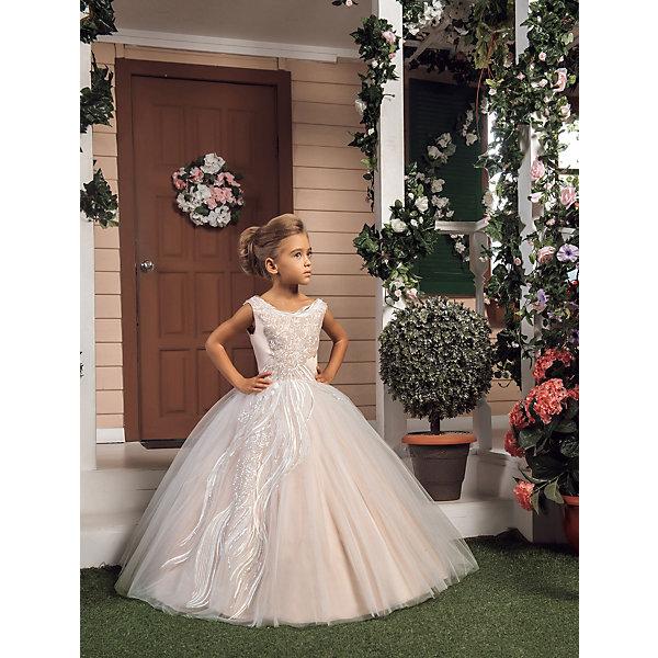 Престиж Платье Престиж для девочки где купить нарядные платья в москве