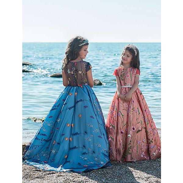 Престиж Платье Престиж для девочки платья lamiavita гипюровое платье