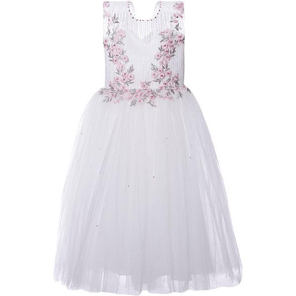 Престиж Платье Престиж для девочки детские платья и сарафаны coccodrillo платье для девочки penguin