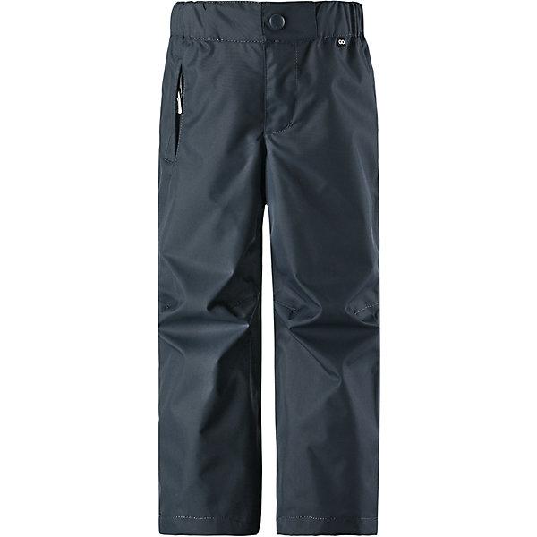 Брюки Reimatec ReimaВерхняя одежда<br>Брюки Reimatec Reima <br>Классические детские демисезонные брюки, полностью водонепроницаемые и дышащие, изготовлены из прочного материала. В этой немного зауженной модели талия регулируется, что позволяет подогнать комбинезон точно по фигуре. Ширинка на молнии и гладкая подкладка из полиэстера облегчают надевание, а липучки на концах брючин не дают на них наступать – даже если комбинезон немного великоват. Эти надежные всепогодные брюки снабжены множеством светоотражающих деталей, карманом на молнии и потайным карманом для сенсора ReimaGO®. Настоящая находка для занятых родителей: после стирки эти брюки можно сушить в барабане. <br>Состав:<br>100% Полиэстер, полиуретановое покрытие<br>Ширина мм: 215; Глубина мм: 88; Высота мм: 191; Вес г: 336; Цвет: синий; Возраст от месяцев: 18; Возраст до месяцев: 24; Пол: Унисекс; Возраст: Детский; Размер: 92,128,122,116,104; SKU: 8329542;