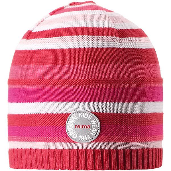 Купить Шапка Reima для девочки, Шри-Ланка, розовый, 50, 56, 54, 52, Женский