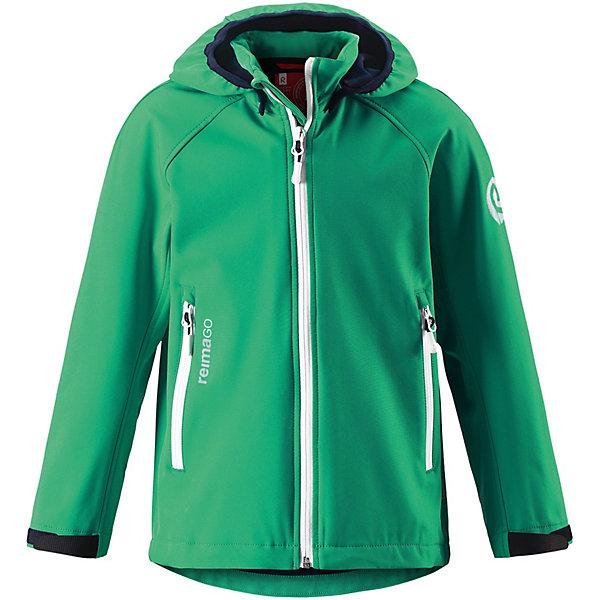 Куртка    Reima для мальчикаВерхняя одежда<br>Куртка    Reima для мальчика<br>  Эта функциональная демисезонная куртка пригодится вам и в ветреную, и в солнечную погоду. В ней ваш ребенок не вспотеет во время увлекательных прогулок – ему будет тепло и сухо. Благодаря простому в уходе, водонепроницаемому и дышащему материалу и таким практичным деталям, как съемный капюшон, эта куртка станет отличным выбором, куда бы вы не пошли. В карманах на молнии можно хранить все самое важное, например смартфон, а сенсор ReimaGO будет надежно спрятан в специальном кармане с кнопками.<br>Состав:<br>96% Полиэстер, 4% эластан, полиуретановое покрытие<br>Ширина мм: 356; Глубина мм: 10; Высота мм: 245; Вес г: 519; Цвет: зеленый; Возраст от месяцев: 84; Возраст до месяцев: 96; Пол: Мужской; Возраст: Детский; Размер: 128,152,146,134; SKU: 8329662;