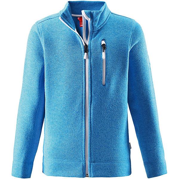 Купить Куртка флисовая Reima для девочки, Китай, синий, Женский