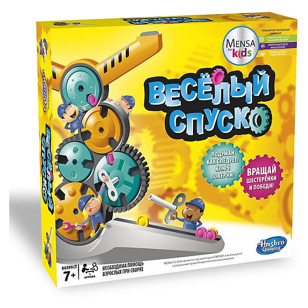 Hasbro Настольная игра Gaming Весёлый спуск