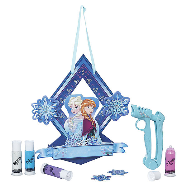Hasbro Набор для творчества DohVinci Холодное сердце Декоративная подвеска disney набор для творчества нарисуй и раскрась холодное сердце isbn 9785378263820