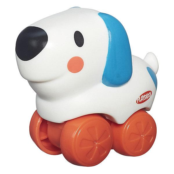 Hasbro Игрушка-каталка Playskool Возьми с собой Мини-щенок hasbro игрушка каталка playskool возьми с собой мини щенок