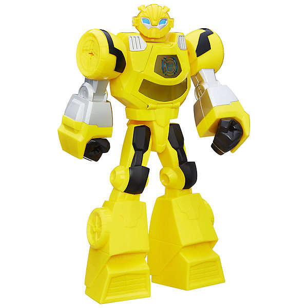 Hasbro Робот-трансформер Hasbro Transformers Трансформеры-спасатели Бамблби transformers трансформер brawl