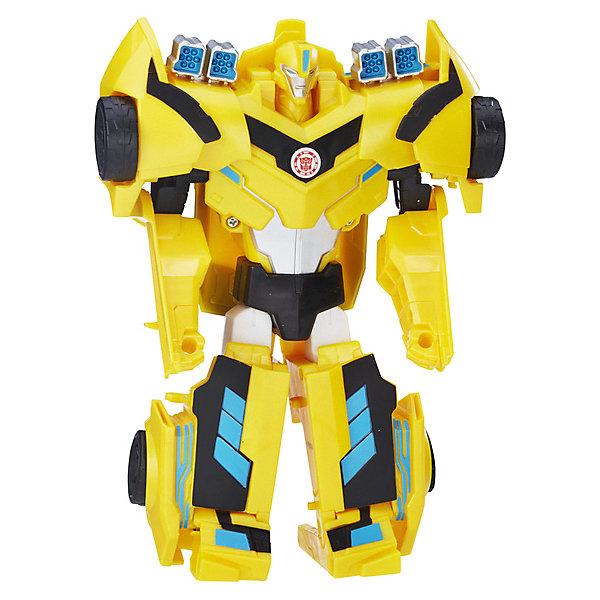 Hasbro Трансфореры Hasbro Transformers Роботс-ин-Дисгайс Гиперчэндж, Бамблби