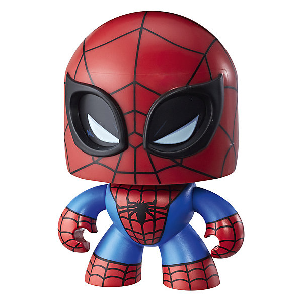 Hasbro Коллекционная фигурка Marvel Avengers Человек-Паук, 9,6 см
