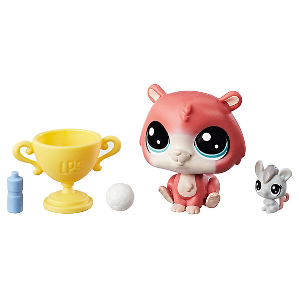 Игровой набор фигурок Littlest Pet Shop Парочки Trip Hamston &amp; Molly MousebyИгровые фигурки животных<br>Характеристики товара:<br><br>• возраст: от 4 лет;<br>• материал: пластик;<br>• в комплекте: 1 фигурка, 1 мини-фигурка, аксессуары;<br>• размер упаковки: 14х14х4 см;<br>• вес упаковки: 70 гр.<br><br>Игровой набор фигурок Littlest Pet Shop «Парочки Trip Hamston &amp; Molly Mouseby» включает в себя фигурки очаровательных питомцев и дополнительные аксессуары. В наборе одна фигурка пета и одна фигурка крошечного питомца. Зверюшки выглядят очаровательно, у них большие выразительные глазки. С ними можно придумывать разнообразные сюжеты для игры или собрать свою собственную коллекцию питомцев.<br><br>Игровой набор фигурок Littlest Pet Shop «Парочки Trip Hamston &amp; Molly Mouseby» можно приобрести в нашем интернет-магазине.<br>Ширина мм: 38; Глубина мм: 140; Высота мм: 140; Вес г: 70; Возраст от месяцев: 48; Возраст до месяцев: 2147483647; Пол: Женский; Возраст: Детский; SKU: 8331483;