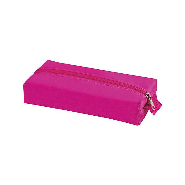 Brauberg Пенал-косметичка Радуга, розовый