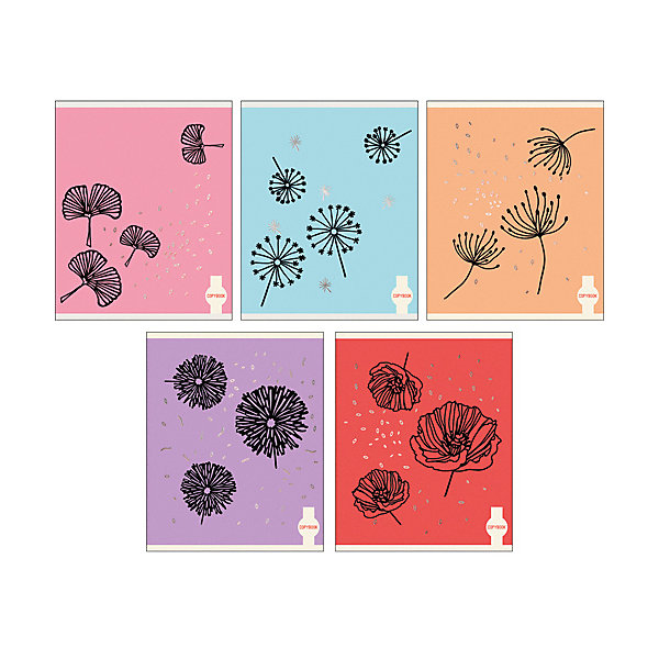 Комплект тетрадей Канц-Эксмо Унесённые ветром, 5 шт.Тетради<br>Характеристики:<br><br>• возраст: от 6 лет;<br>• формат: А5;<br>• внутренний блок: 48 листов, в клетку, с полями;<br>• тип крепления: скрепка;<br>• количество в комплекте: 5 шт;<br>• плотность бумаги: 60 гр/кв.м;<br>• тип обложки: импортный мелованный картон, выборочный лак с черным пигментом (термоподъём), тиснение фольгой Серебро 210 гр/кв.м;<br>• рисунок обложки: мульти;<br>• размер упаковки: 20х16х2 см;<br>• вес в упаковке: 550 гр;<br>• страна бренда: Россия.<br><br>Комплект тетрадей Канц-Эксмо «Унесённые ветром» состоит из 5 тетрадей формата А5. Внутренний блок на скрепках, листы в клетку, с полями. Обложки выполнены из мелованного картона.<br><br>В дизайне обложки тетради используется технология термографии. Рисунок приобрел дополнительный объем и рельефность, приятен на ощупь.<br><br>Комплект тетрадей Канц-Эксмо «Унесённые ветром» А5, 5 шт., в клетку можно купить в нашем интернет-магазине.<br>Ширина мм: 200; Глубина мм: 160; Высота мм: 20; Вес г: 550; Цвет: разноцветный; Возраст от месяцев: 72; Возраст до месяцев: 2147483647; Пол: Женский; Возраст: Детский; SKU: 8334072;