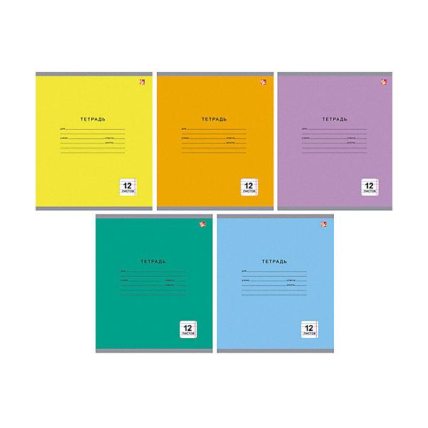 Комплект тетрадей Канц-Эксмо Однотонная серия, 10 шт., в узкую линиюТетради<br>Характеристики:<br><br>• возраст: от 6 лет;<br>• формат: А5;<br>• внутренний блок: 12 листов, линия, с полями;<br>• тип крепления: скрепка;<br>• количество в комплекте: 10 шт;<br>• плотность бумаги: 60 гр/кв.м;<br>• тип обложки: импортный мелованный картон 190 гр/кв.м;<br>• рисунок обложки: мульти;<br>• размер упаковки: 20х16,3х2 см;<br>• вес в упаковке: 390 гр;<br>• страна бренда: Россия.<br><br>Комплект тетрадей Канц-Эксмо «Однотонная серия» состоит из 10 тетрадей формата А5. Внутренний блок на скрепках, листы в узкую линию, с полями. Обложки выполнены из мелованного картона.<br><br>Комплект тетрадей Канц-Эксмо «Однотонная серия» А5, 10 шт., в узкую линию можно купить в нашем интернет-магазине.<br>Ширина мм: 200; Глубина мм: 163; Высота мм: 20; Вес г: 390; Цвет: разноцветный; Возраст от месяцев: 72; Возраст до месяцев: 2147483647; Пол: Унисекс; Возраст: Детский; SKU: 8334092;