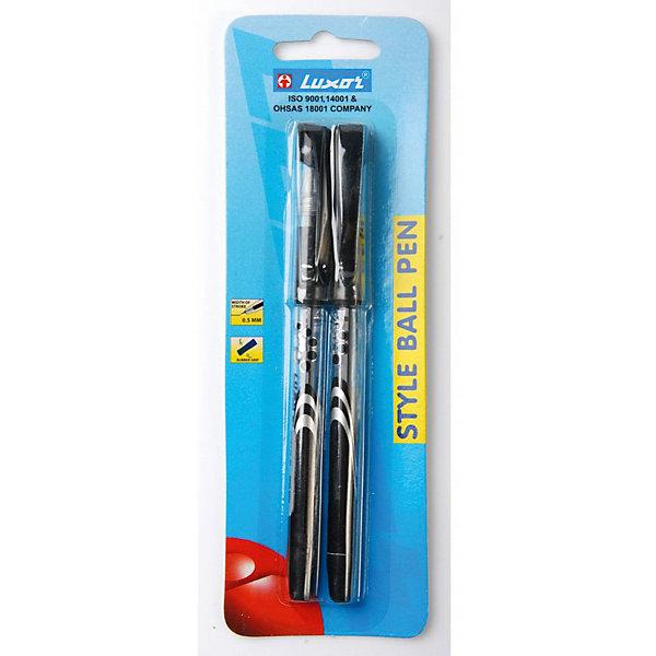 Шариковые ручки Luxor