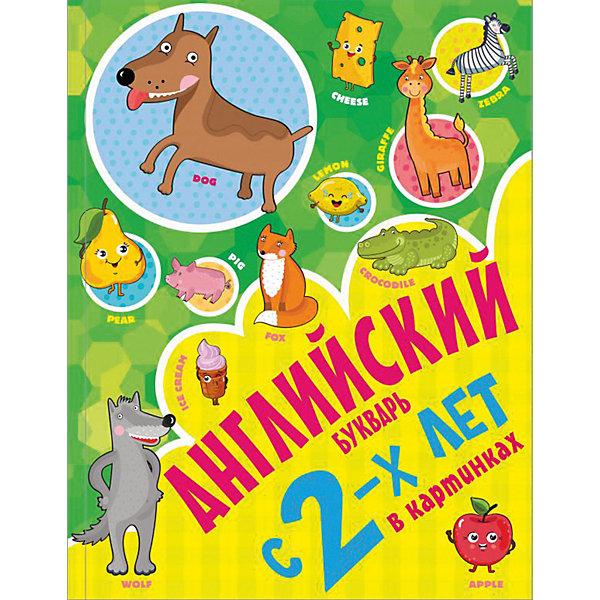 Купить Английский букварь в картинках, с 2-х лет, Издательство АСТ, Россия, Унисекс