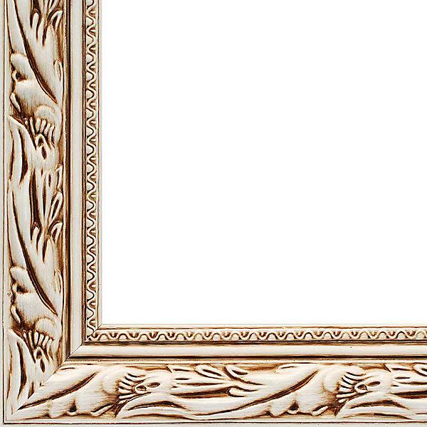 Белоснежка Багетная рама Белоснежка «Kleopatra», 40x50 см багетная рама constance 40 50см цвет белый 2645 bb