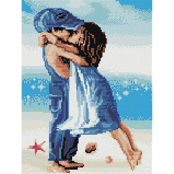 Белоснежка Алмазная мозаика Белоснежка «Непосредственность», 30х40 см