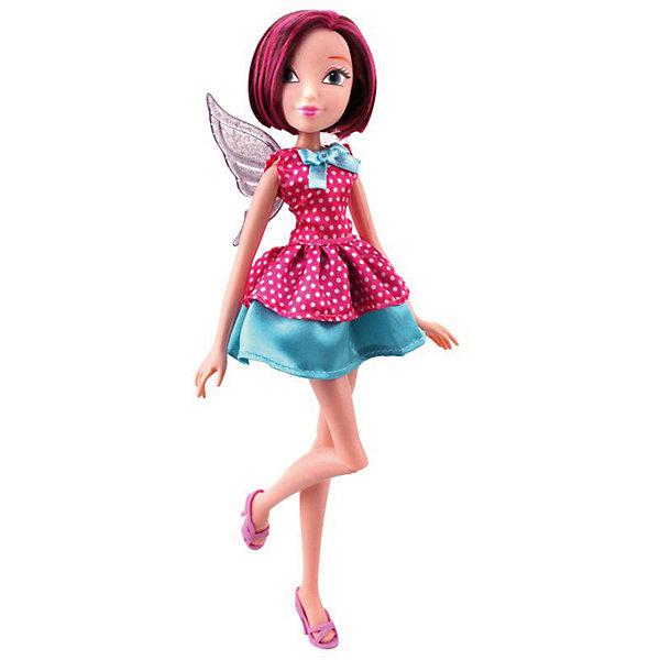 Кукла Winx Club Модный повар Техна, 28 смWinx Club<br>Характеристики товара:<br><br>• возраст: от 5 лет;<br>• комплект: кукла в одежде и обуви, поварская шапочка и крылышки для куклы;<br>• высота куклы: 29 см.;<br>• материал: пластик;<br>• упаковка: блистер на картоне;<br>• размер упаковки: 34 x 13 x 6 см..;<br>• вес: 200 гр.;<br>• наименование бренда: Winx Club;<br><br>Очаровательная шарнирная кукла Winx Club Модный повар - Техна,  станет приятным сюрпризом для всех юных поклонниц знаменитого мультфильма Winx Club. На этот раз одна из главных героинь мультика решила попробовать себя в новом амплуа, а именно - стать поваром и создать собственный кулинарный шедевр. Чтобы эта красавица смогла полностью погрузиться в увлекательный процесс создания блюд, в комплект также входит колпак - неотъемлемый атрибут каждого повара!<br><br>Игрушка разнообразит игры по мотивам мультсериала, стимулирует фантазию и удерживает внимание длительное время. Кукла является одной из самых развивающих игрушек. Игра с куклой способствует развитию эмоциональной сферы ребенка. <br><br>Куклы Винкс проходят строгий контроль качества на фабриках производителя. В производстве используются экологически безопасные материалы. Весь товар сертифицирован и не представляет абсолютно никакой опасности как для детей, так и для взрослых.<br><br>Куклу «Модный повар - Техна», 29 см., Winx Club можно купить в нашем интернет-магазине.<br>Ширина мм: 360; Глубина мм: 250; Высота мм: 340; Вес г: 210; Возраст от месяцев: 36; Возраст до месяцев: 60; Пол: Женский; Возраст: Детский; SKU: 8334960;