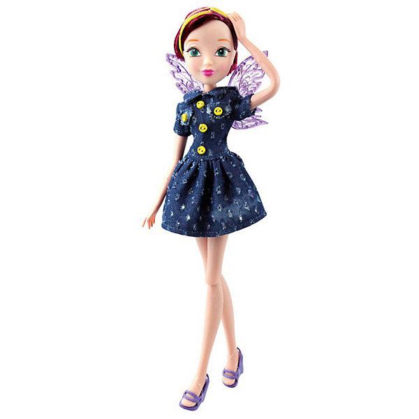 Winx Club Кукла Winx Club Стильная штучка Техна, 28 см winx club кукла winx club модный повар техна 28 см