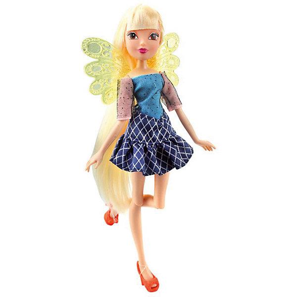 Winx Club Кукла Winx Club Два наряда Стелла, 28 см ткачук а ред маша самая модная кукла 32 наряда собери коллекцию все наряды подходят для любой куклы этой коллекции