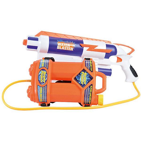 Игрушка водный бластер Bebelot Турбо: Десант,48 смВодяные пистолеты<br>Характеристики товара:<br><br>• возраст: от 3 лет;<br>• материал: пластик;<br>• длина бластера: 48 см;<br>• размер упаковки: 51х40х9 см;<br>• вес упаковки: 660 гр.<br><br>Водный бластер Bebelot «Турбо: Десант» - увлекательная игрушка для веселых игр на свежем воздухе. Резервуар для воды данного бластера представляет собой самый настоящий рюкзак с регулируемыми прочными лямками и ручкой для переноски. Чтобы выстрелить, нужно нажать на специальный курок. Бластер способен стрелять на расстояние до 9 метров. Выполнен из безопасного прочного пластика.<br><br>Водный бластер Bebelot «Турбо: Десант» можно приобрести в нашем интернет-магазине.<br>Ширина мм: 51; Глубина мм: 9; Высота мм: 40; Вес г: 660; Цвет: разноцветный; Возраст от месяцев: 36; Возраст до месяцев: 72; Пол: Унисекс; Возраст: Детский; SKU: 8335144;