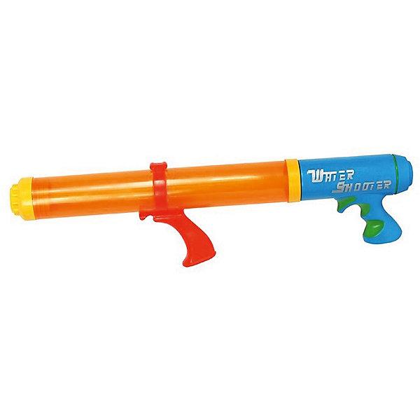 Игрушка водный автомат Bebelot Тайный агент, 52 смВодяные пистолеты<br>Характеристики товара:<br><br>• возраст: от 3 лет;<br>• материал: пластик;<br>• длина автомата: 52 см;<br>• размер упаковки: 51х14х5 см;<br>• вес упаковки: 220 гр.<br><br>Водный автомат Bebelot «Тайный агент» - увлекательная игрушка для веселых игр на свежем воздухе. Оружие оснащено 2 рукоятками и вместительным резервуаром для воды. Чтобы выстрелить, достаточно нажать на курок. Выполнен автомат из безопасного прочного пластика.<br><br>Водный автомат Bebelot «Тайный агент» можно приобрести в нашем интернет-магазине.<br>Ширина мм: 52; Глубина мм: 6; Высота мм: 14; Вес г: 220; Цвет: разноцветный; Возраст от месяцев: 36; Возраст до месяцев: 72; Пол: Унисекс; Возраст: Детский; SKU: 8335150;