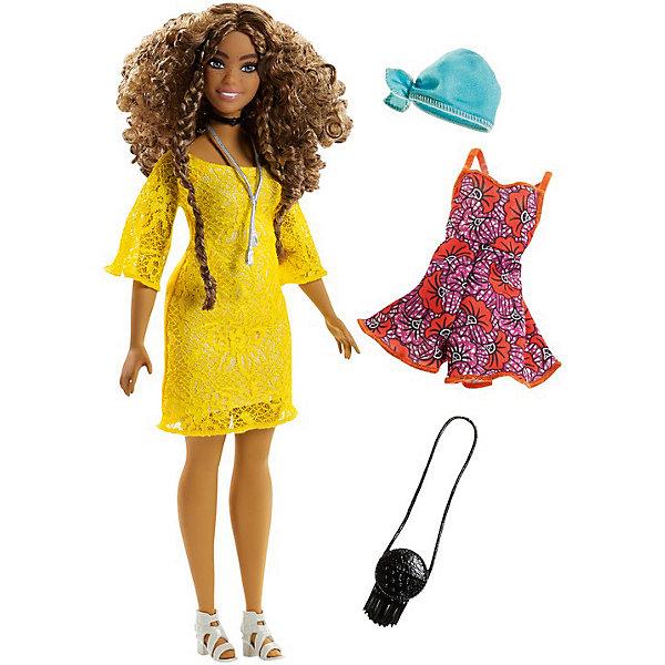 Фото - Mattel Кукла Barbie Игра с модой Glam Boho Doll, 29 см кукла barbie и собака с новорожденными щенками 29 см fdd43