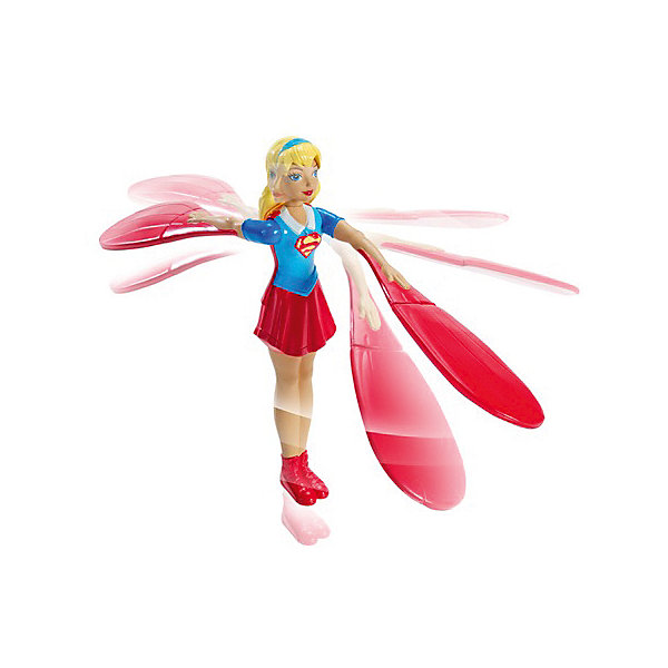 Mattel Игровой набор DC Super Hero Girls Суперполет mattel игровой набор dc super heroes imaginext трансформация бэтмена