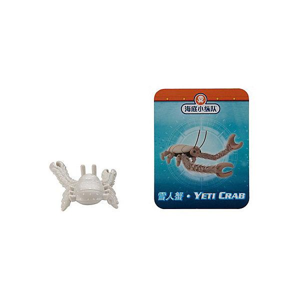 Mattel Фигурка Fisher Price Октонавты Морские обитатели Белый краб цена