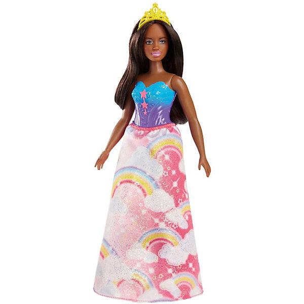 Mattel Кукла Barbie Dreamtopia Волшебные принцессы Радужная Бухта, 29 см кукла mattel barbie принцессы dmm06 блондинка