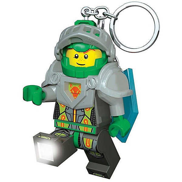 LEGO Брелок-фонарик для ключей LEGO Nexo Knights Aaron koozer xm490 sealed bearing mtb mountain bike hub quick release set bike hub 32 hole disc brake thru axle qr bicycle hubs