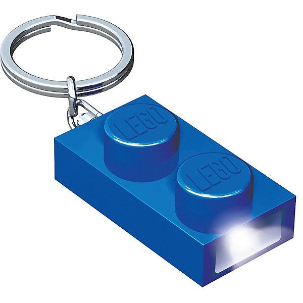 LEGO Брелок-фонарик для ключей LEGO, синий