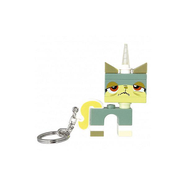 LEGO Брелок-фонарик для ключей LEGO Movie Queasy Kitty usb перезаряжаемый высокой яркости ударопрочный фонарик дальнего света конвой sos факел мощный самозащита 18650 батареи
