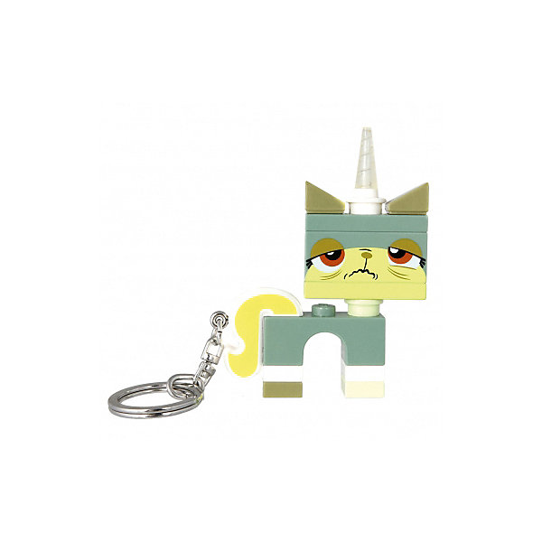 LEGO Брелок-фонарик для ключей LEGO Movie Queasy Kitty lego брелок фонарик для ключей lego star wars stormtrooper executioner