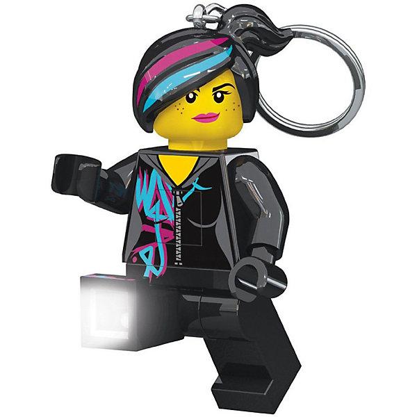 Купить LGL-KE76 Брелок-фонарик для ключей LEGO MOVIE - Wyldstyle, Китай, Унисекс