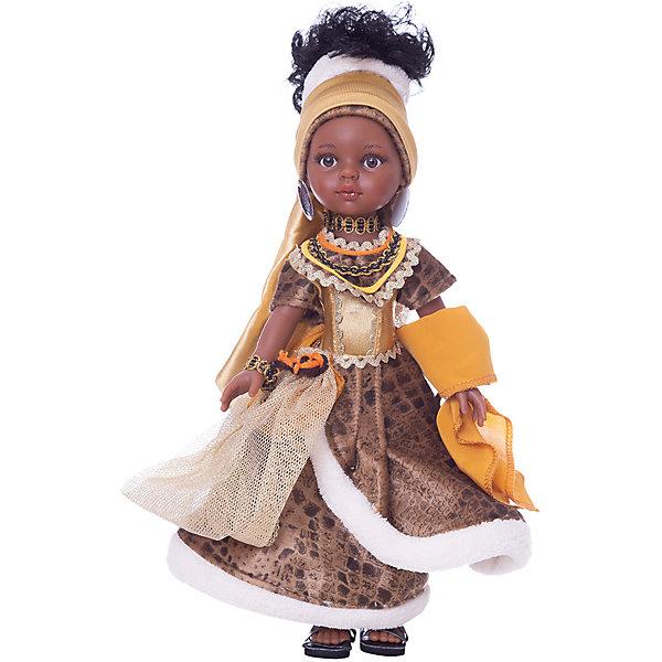 Paola Reina Кукла Paola Reina Нора африканка, 32 см цена