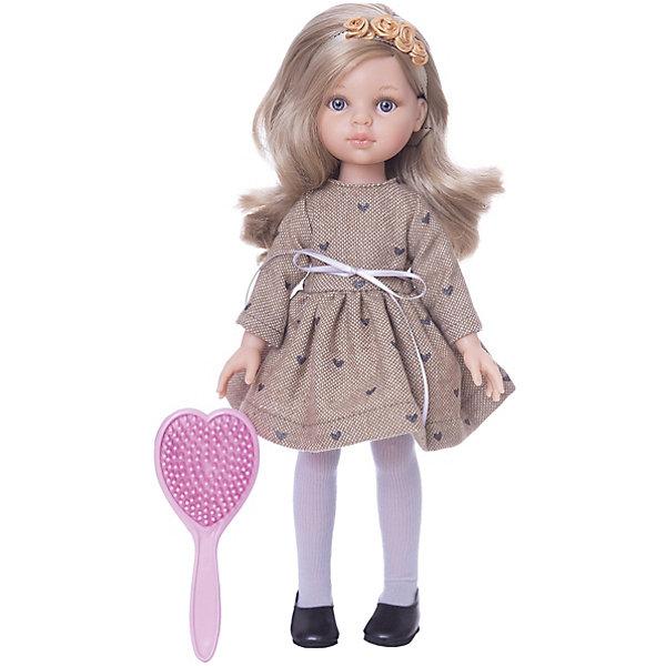 Купить Кукла Paola Reina Карла, 32 см, Испания, Женский